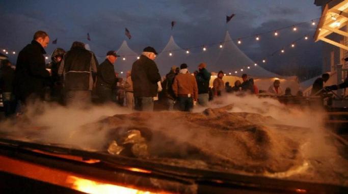 Barrier Island Center Oyster Roast