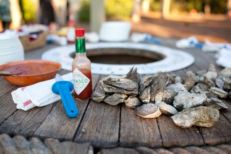 Buy local seafood and cook up your own feast.