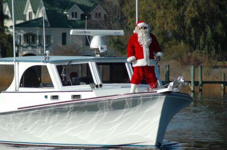 santaboat