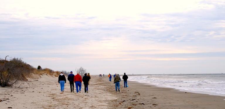 Fisherman Island Beach-Credit USFWS