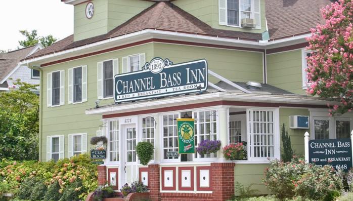 channel bass inn exterior