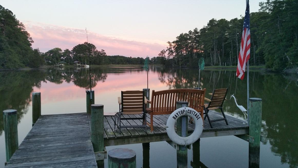 dock bench edited
